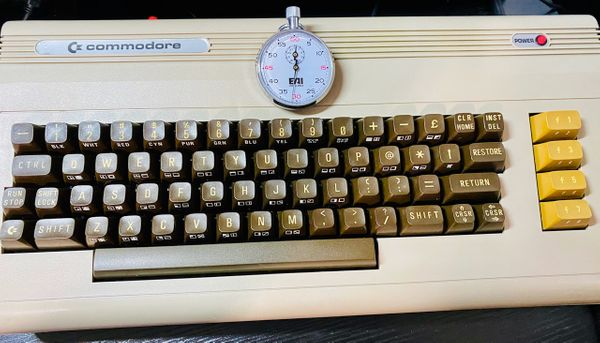 Quick Post: Commodore 64 Simple Addition Efficiency